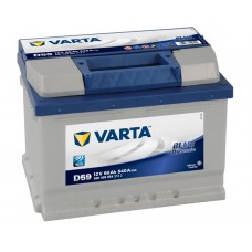 VARTA BLUE Dynamic D59 540 EN