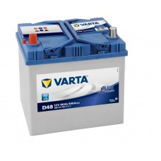 VARTA BLUE Dynamic D48 540 EN