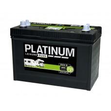 Platinum 110 Ah deep cycle accu - onderhoudsvrij