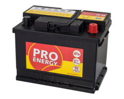 Pro Energy 12 Volt 55Ah