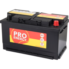 Pro Energy 12 Volt 80Ah