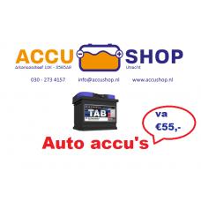 Accushop Utrecht auto accu