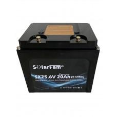 Solarfam LiFePo4 24 Volt 20Ah