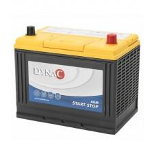 Dynac AGM start-stop accu