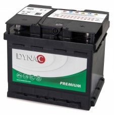 DYNAC Premium 12V 44Ah 360EN 54459L