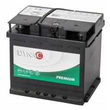 DYNAC Premium 12V 50Ah 420EN 55067