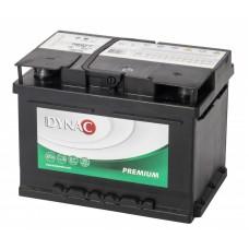 DYNAC Premium 12V 60Ah 600EN 56077