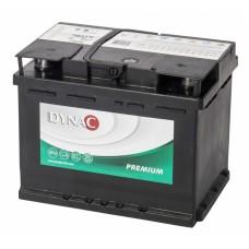 DYNAC Premium 12V 62Ah 510EN 56219