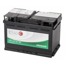 DYNAC Premium 12V 74Ah 680EN 57412