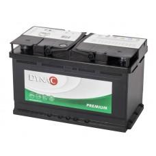 DYNAC Premium 12V 80Ah 720EN 58035