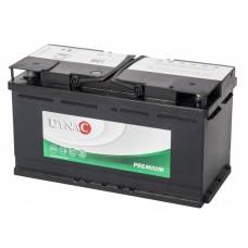 DYNAC Premium 12V 88Ah 680EN 58827