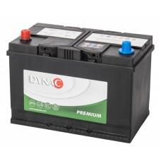 DYNAC Premium 12V 100Ah 720EN 60033