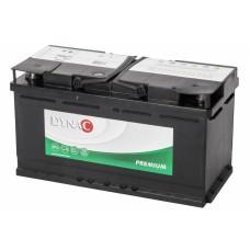 DYNAC Premium 12V 100Ah 850EN 60038