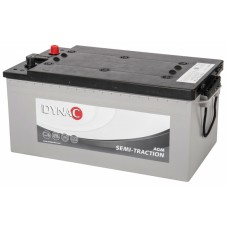 DYNAC Semi-Traction 12V 220Ah AGMST220
