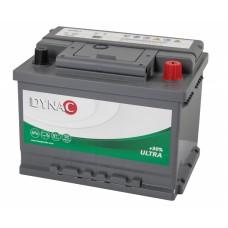 DYNAC Ultra +30% 12V 60Ah 600EN ULTRA2