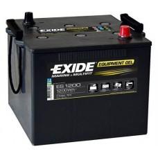Exide G80 GEL accu 12 volt 110 Ah ES1200