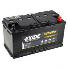 Exide G80 GEL accu 12 volt 80 Ah ES900