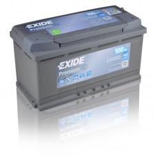 EXIDE Premium 100Ah CCA 900EN EA1000