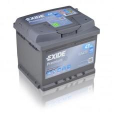 EXIDE Premium 47Ah CCA 450EN EA472