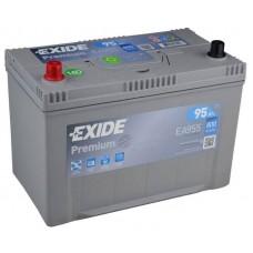 EXIDE Premium 95Ah CCA 800EN EA955