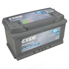 EXIDE Premium 85Ah CCA 800EN EA852