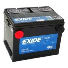 Exide EB608 auto accu 60Ah
