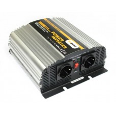 Omvormer gemodificeerde sinus 12 volt 1000/2000 watt