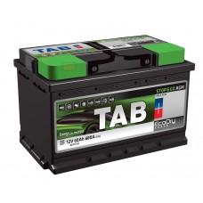 TAB AGM Stop & Go 12 volt 60 Ampere 680 A(EN)
