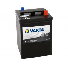 VARTA PRO motive BLACK E29 300 EN
