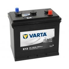 VARTA PRO motive BLACK K13 720 EN