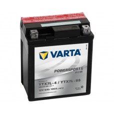 VARTA AGM YTX7L-4 / YTX7L-BS 100 EN