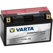 VARTA AGM YT7B-4 / YT7B-BS 120 EN