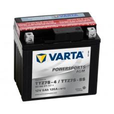 VARTA AGM YTZ7S-4/YTZ7S-BS 120 EN