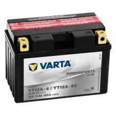 VARTA AGM YT12A-4 / YT12A-BS 160 EN