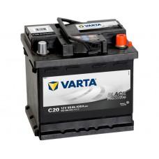 VARTA PRO motive BLACK C20 420 EN