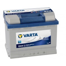 VARTA BLUE Dynamic D43 540 EN