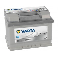 VARTA SILVER dynamic D21 600 EN