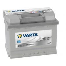 VARTA SILVER dynamic D39 610 EN