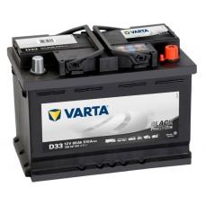 VARTA PRO motive BLACK D33 510 EN