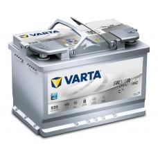 VARTA Silver Dynamic AGM E39 760 EN