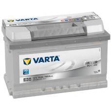 VARTA SILVER dynamic E38 750 EN