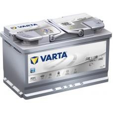 VARTA Silver Dynamic AGM F21 800 EN
