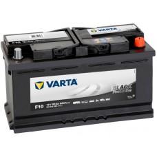 VARTA PRO motive BLACK F10 680 EN
