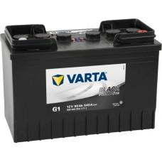 VARTA PRO motive BLACK G1 540 EN