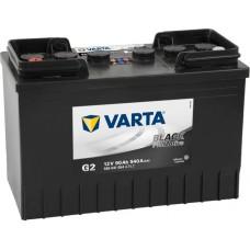 VARTA PRO motive BLACK G2 540 EN
