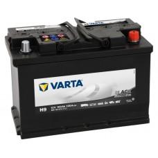 VARTA PRO motive BLACK H9 720 EN