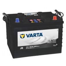 VARTA PRO motive BLACK J8 680 EN