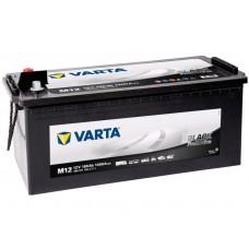 VARTA PRO motive BLACK M12 1400 EN