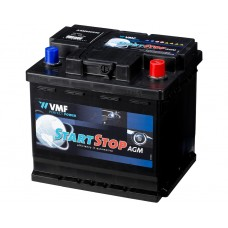VMF AGM Start Stop 12V 50Ah 530 EN