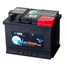 VMF AGM Start Stop 12V 60Ah 680 EN